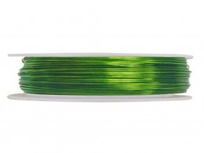 Anděl 2098 - vázací drátek zelený, 20 m