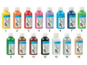 Anděl 6111 - Univerzální akrylové barvy lesklé, 50 g