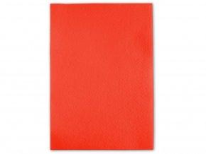 Folia 520440 Dekorační filc/plst Folia - 20 x 30 cm - oranžový