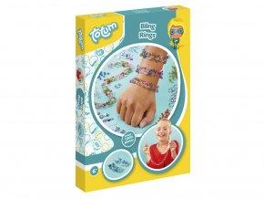 Totum 020610 - Bling Rings Výroba korálkových šperků