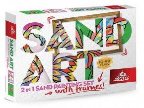Red Castle 35300-02 Pískování obrázků SAND ART