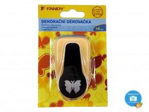 Fandy 173079 Děrovačka dekorační Motýl
