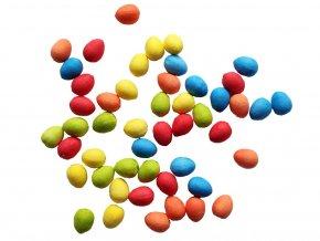 Vatová vajíčka - mix barev - 50 ks