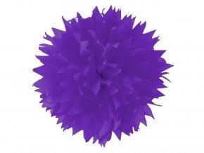 Folia 90060 - Hedvábný papír, 50 x 70 cm, 26 listů - fialový