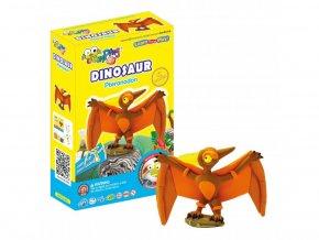 C2-6 Jumping clay modelína - dinosaurus Pteranodon