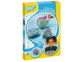 Totum 029798 - Malování kamenů - Rock Starfish