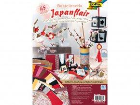 Folia 1934 - Kreativní sada Japonský styl - 45 ks