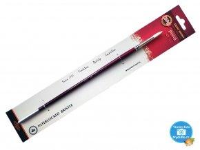 Kohinoor 9935-4014 Štětec kulatý Bristle - velikost 4