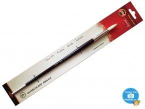 Kohinoor 9935-6014 Štětec kulatý Bristle - velikost 6