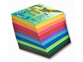 Origami papír - 5 x 5 cm, 500 archů