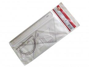 Kohinoor 751020 - Sada geometrická velká pro leváky