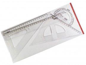 Kohinoor 750748 - Sada geometrická velká pro praváky