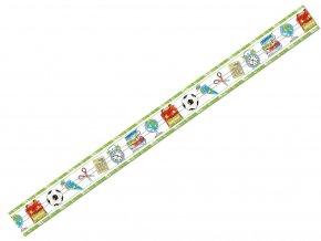 Ursus 5905/163 - Washi Tape - dekorační lepicí páska - škola