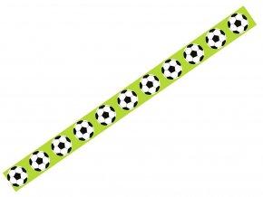 Ursus 5905/135 - Washi Tape - dekorační lepicí páska - fotbal
