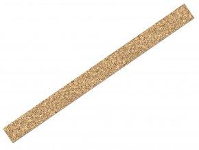 Ursus 5898/01 - Korková dekorační lepicí páska - přírodní