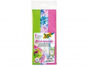 Folia 90606 - Hedvábný papír, 50x70 cm, mix růžové
