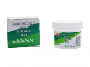 Koh-i-noor 162710 Akrylová strukturální pasta bílá