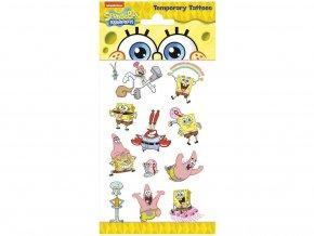 Lowlands 370091 - Tetování Spongebob