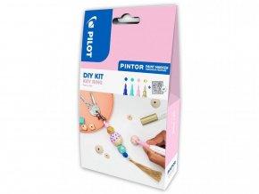 Pintor 993030 - Sada na výrobu přívěšků na klíče