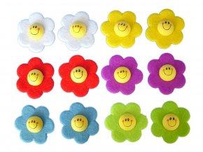 BD TOVA 40000212 - Květina s obličejem