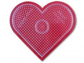 HAMA podložka H233 srdce velké