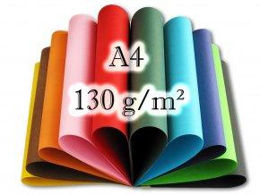 Koh-i-noor - Barevné papíry A4 - 20 listů