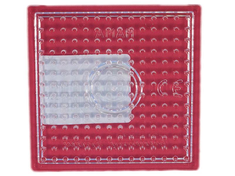 Podložka HAMA pro zažehlovací korálky MIDI - malý čtverec