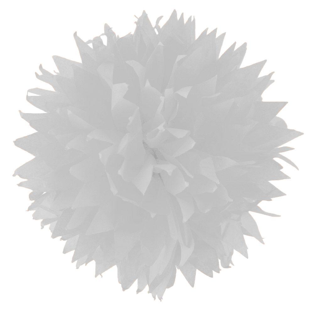 Folia - Max Bringmann Hedvábný papír 20 g/m2, 50 x 70 cm, 26 listů - BÍLÝ
