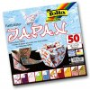 Origami papír Japan 80 g/m2 - 20 x 20 cm, 50 archů