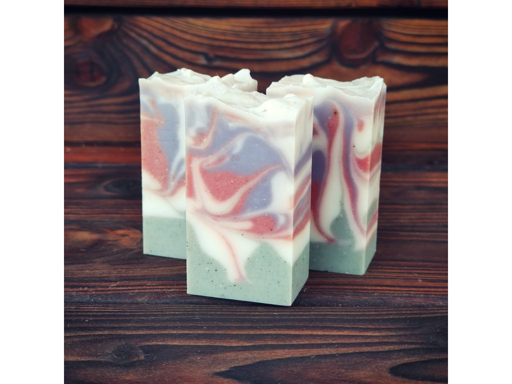 luxusni kvetinove mydlo s magnolii mydlovar 120 g