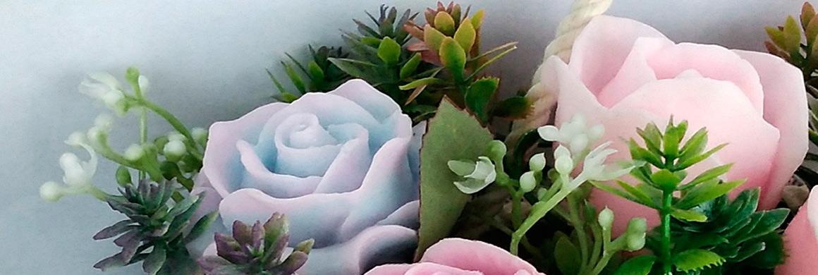 mýdlové růže