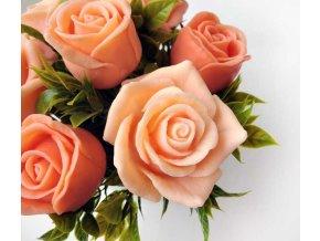 oranž růže 6