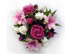 lilie růže 7