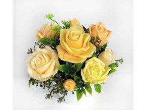 zlute růže2