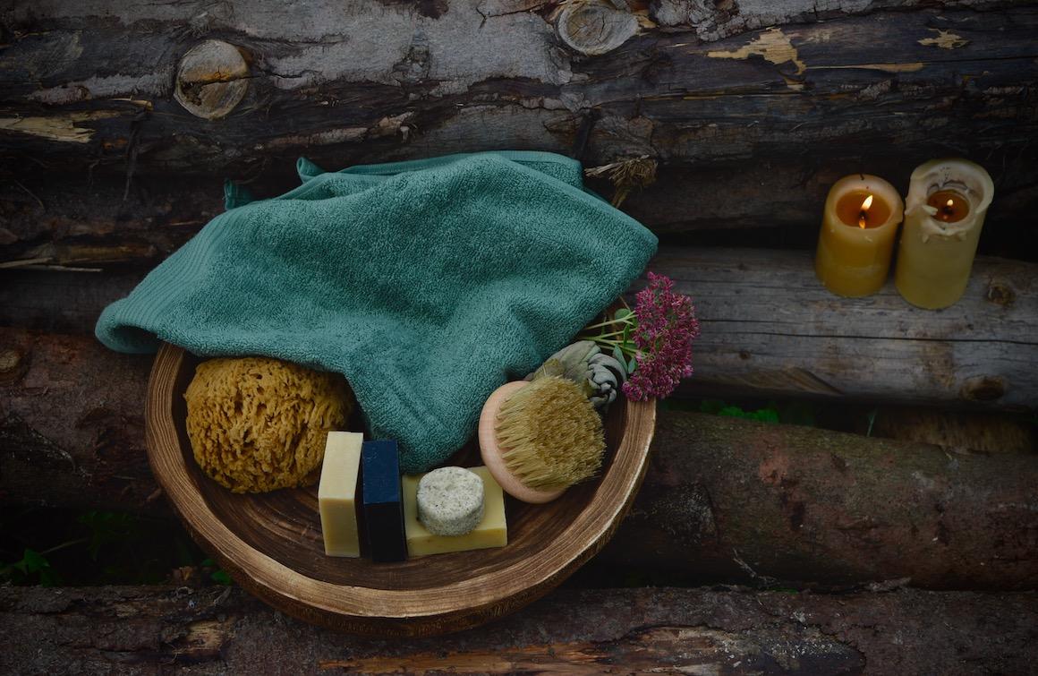 mydlo z farmy - sauna