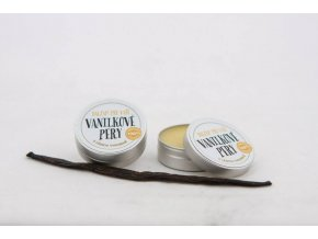 Vanilkove pery v krabicke