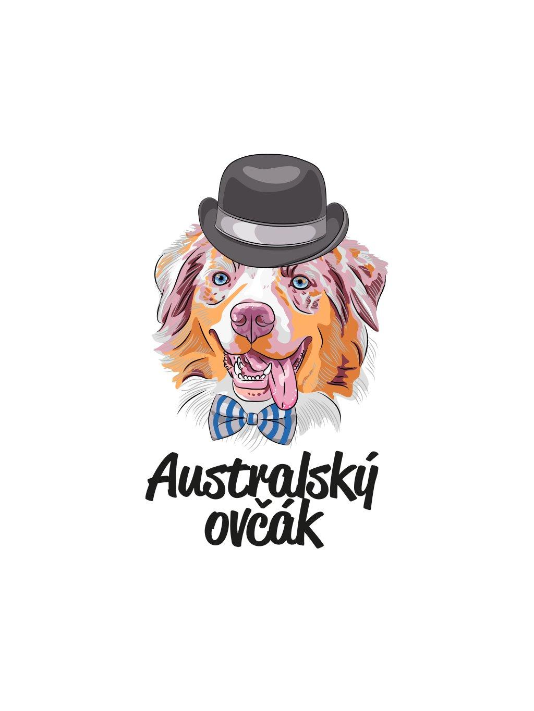 Produktové foto Australan hlava