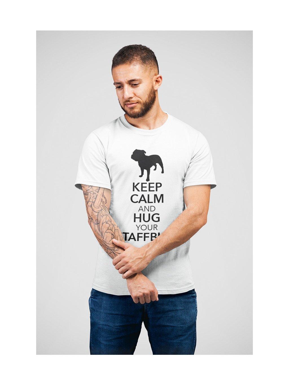 Keep calm bílé 1 2