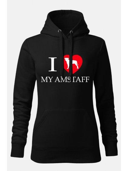 i love amstaff 1
