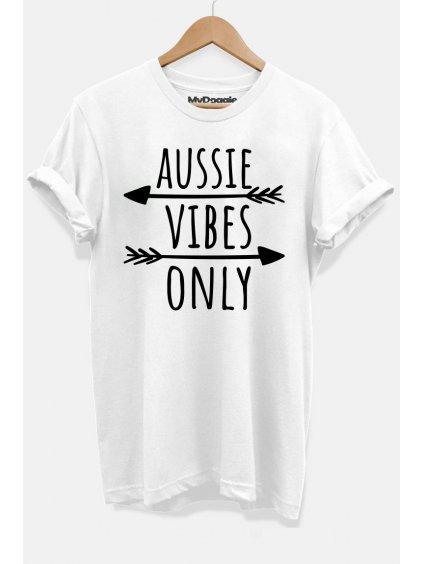 Australan vibes bílá D
