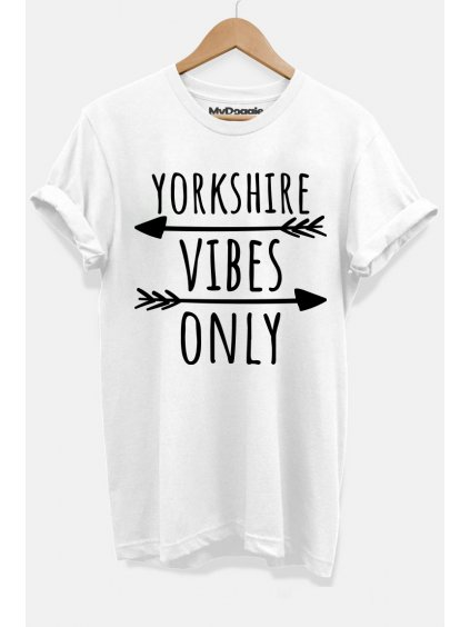 York vibes bílá D