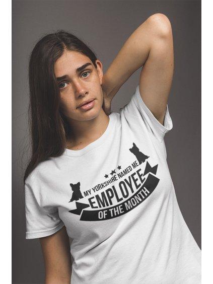 Zaměstnanec bílé 1