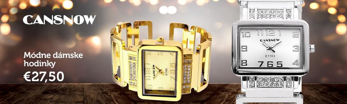 Dámske hodinky Cansnow