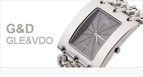 G & D dámske hodinky