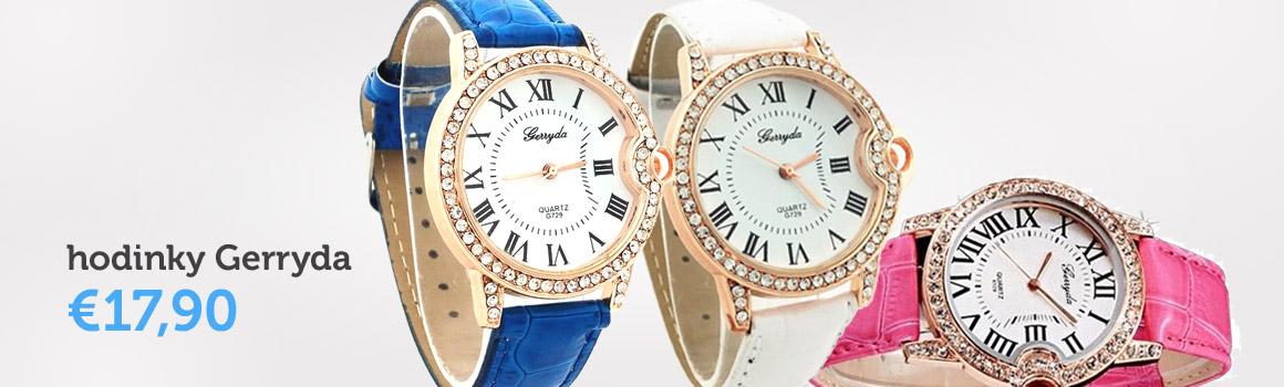 Gerryda hodinky