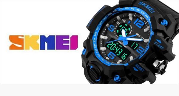 SKMEI športové odolné hodinky