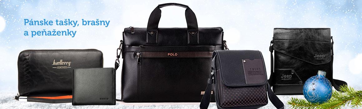 Pánska peňaženka, pánska taška, vianočný darček pre muža
