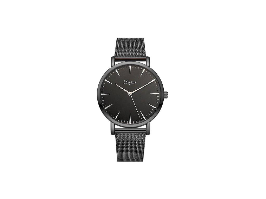 063a9d52907 Elegantné hodinky Zn. Lvpai III - čierne - myElegans.sk