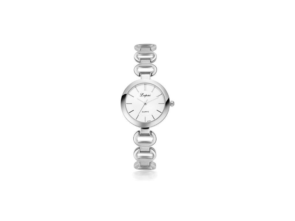 bd3f40f40 Elegantné hodinky Zn. LVPAI I - strieborné - myElegans.sk