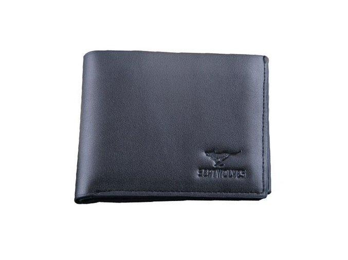 Pánska peňaženka, čierna